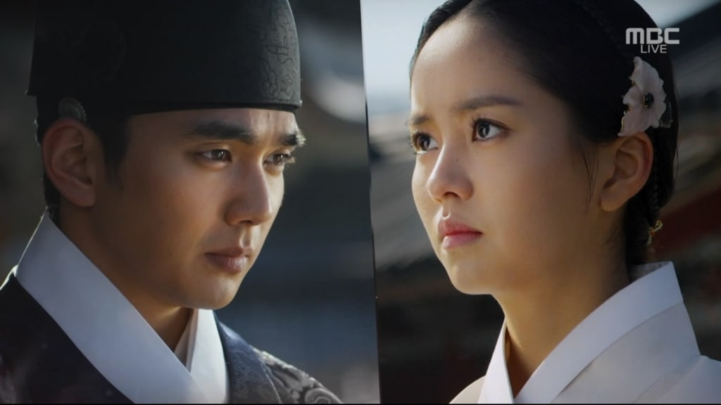 """New Stills From """"Ruler: Master Of The Mask"""" Tease Both A Fated Romance And Bromance"""