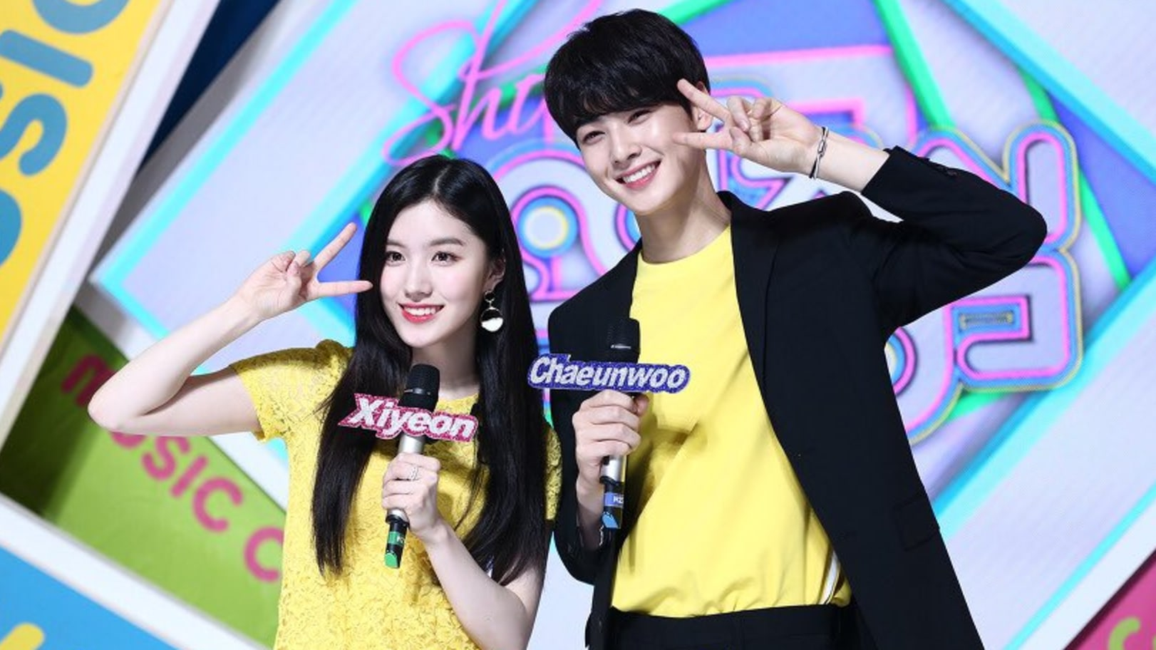 "Watch: WINNER, EXID, MONSTA X, And More Perform On ""Music Core"""