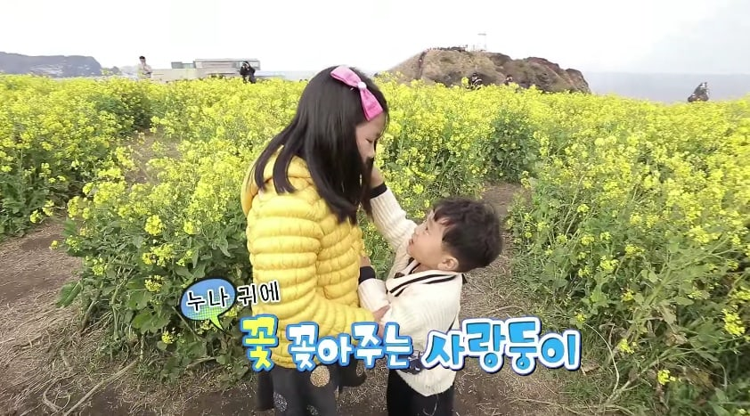 """Seungjae To Spend Unforgettable Time With A Girl In Jeju Island On """"The Return Of Superman"""""""