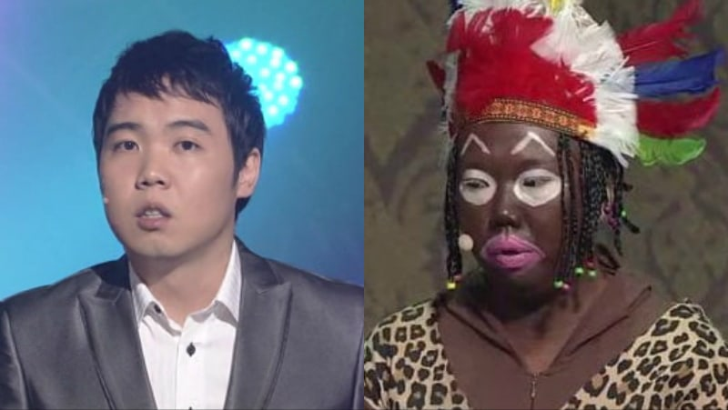 Comedian Hwang Hyun Hee Directly Responds To Sam Hammingtons Comment Regarding Blackface Controversy