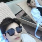 Park Hyung Sik And Ji Soo Take Their Bromance To Bali