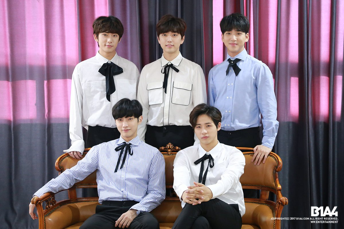 B1A4 Celebrates Their 6th Debut Anniversary