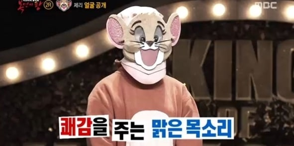 """Girl Group Member Known For Her Aegyo Wows With Her Clear Voice On """"King Of Masked Singer"""""""