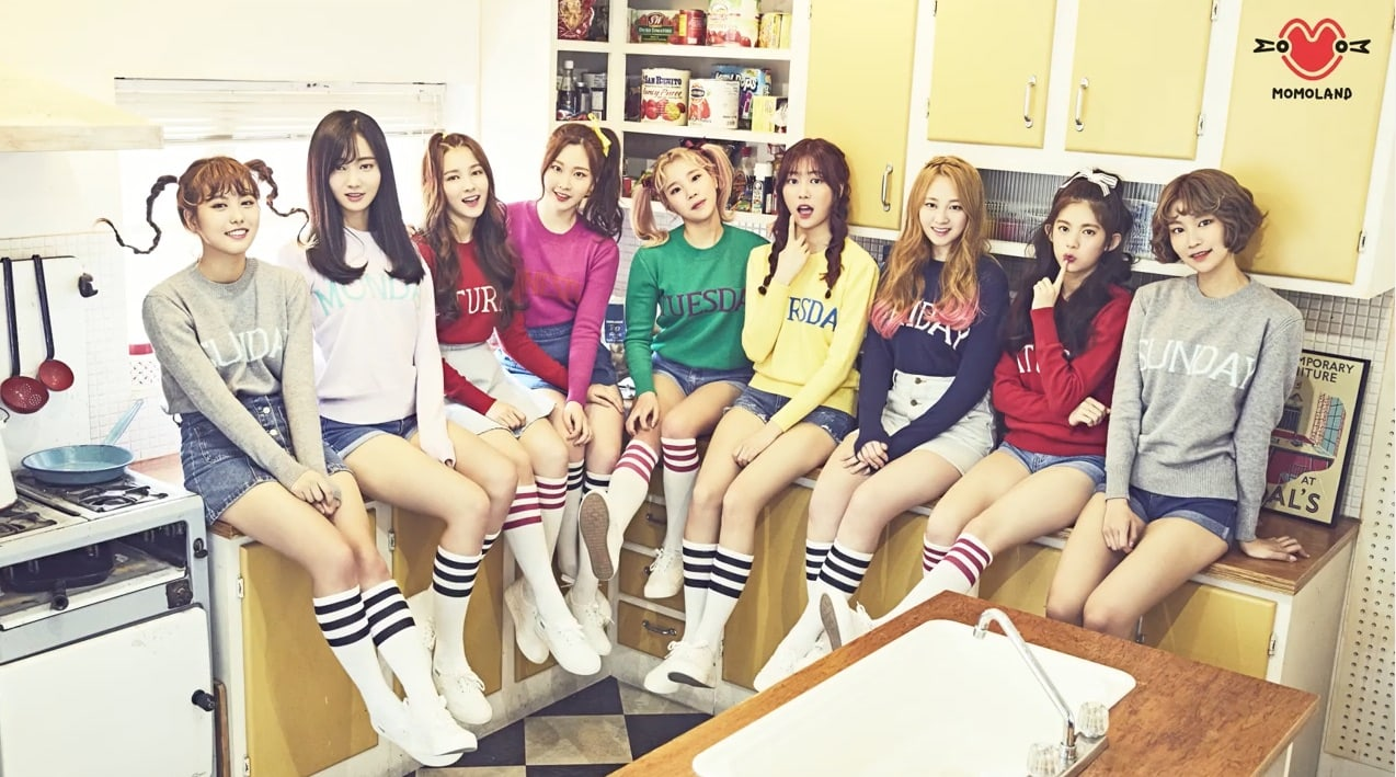 Girl Group MOMOLAND Announces Official Fanclub Name
