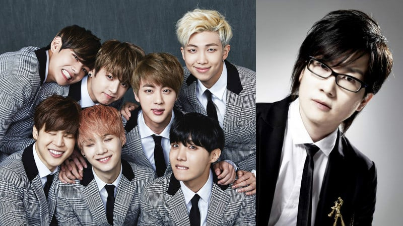 BTS To Remake Seo Taijis Song For His 25th Debut Anniversary