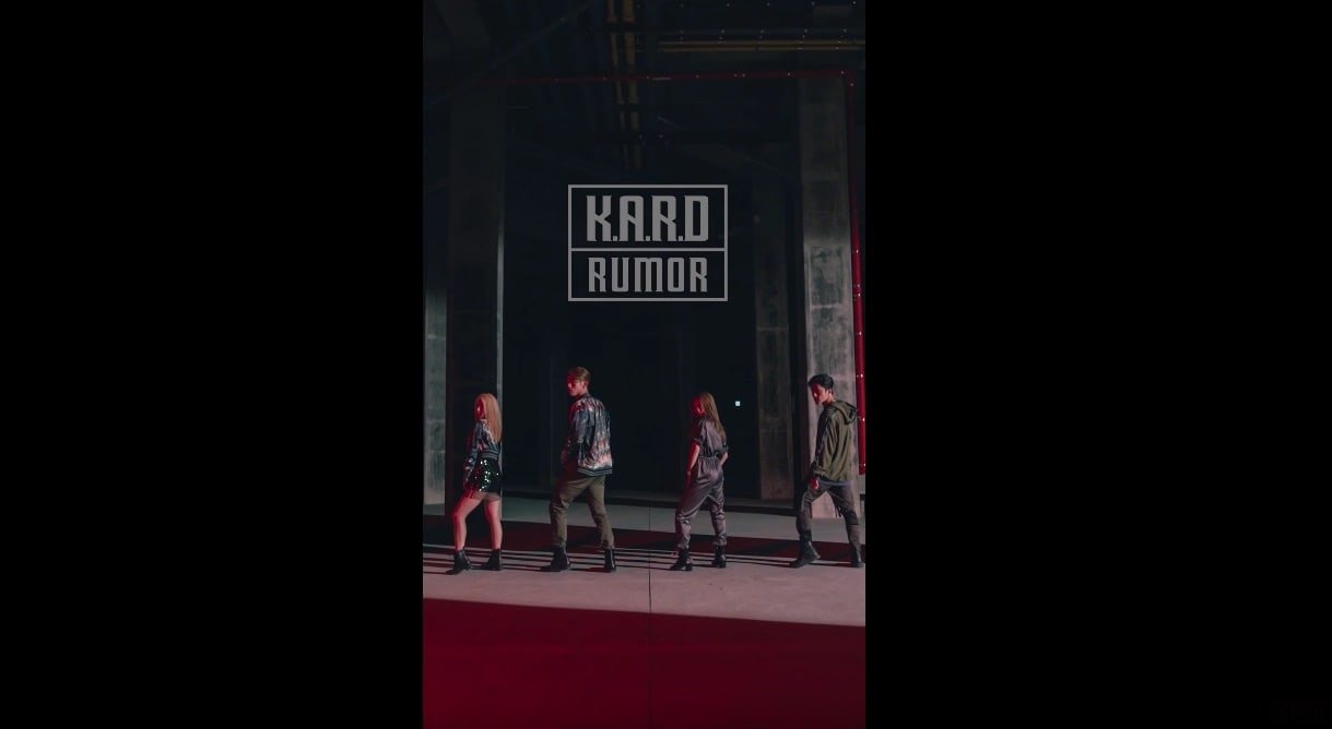 "Watch: K.A.R.D Talks About Heartbreak In ""Rumor"" MV"