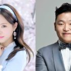 Apink's Son Naeun To Star In PSY's Upcoming Music Video
