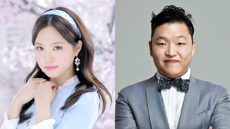 Apinks Son Naeun To Star In PSYs Upcoming Music Video