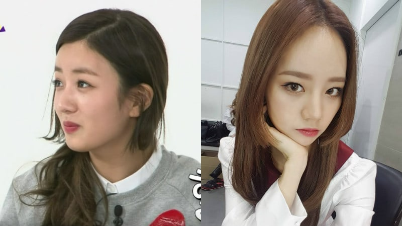 "4 Female Idols Who Owned The ""Hime"" Haircut Trend"