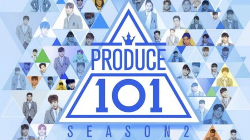 Produce 101 Season 2 Takes No. 1 Spot In Content Power Index Rankings