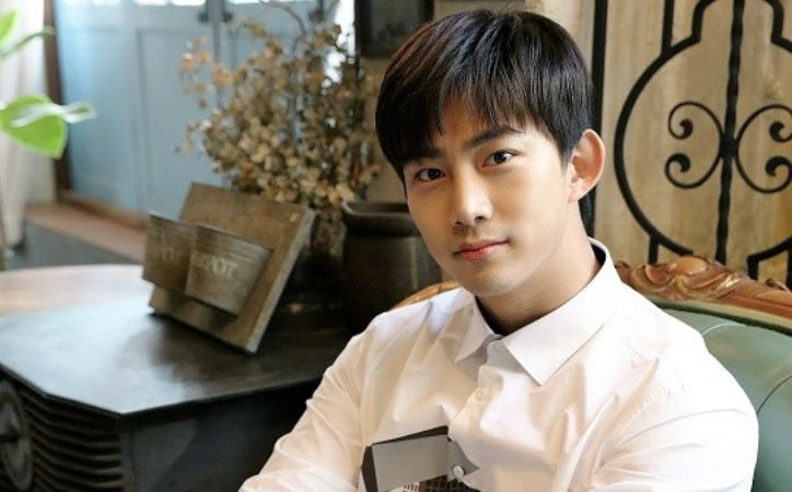 2PMs Taecyeon Discusses Acting, Breaking Into U.S. Market Someday, And Military Enlistment