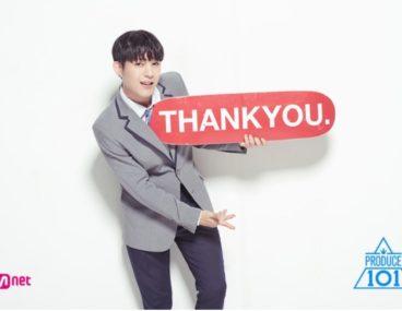 Produce 101 Season 2 Jo Jin Hyung