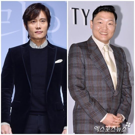 Lee Byung Hun To Make Appearance In Music Video For PSY's Comeback