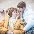 "22 Of Lee Sung Kyung And Nam Joo Hyuk's Cutest Moments On ""Weightlifting Fairy Kim Bok Joo"""