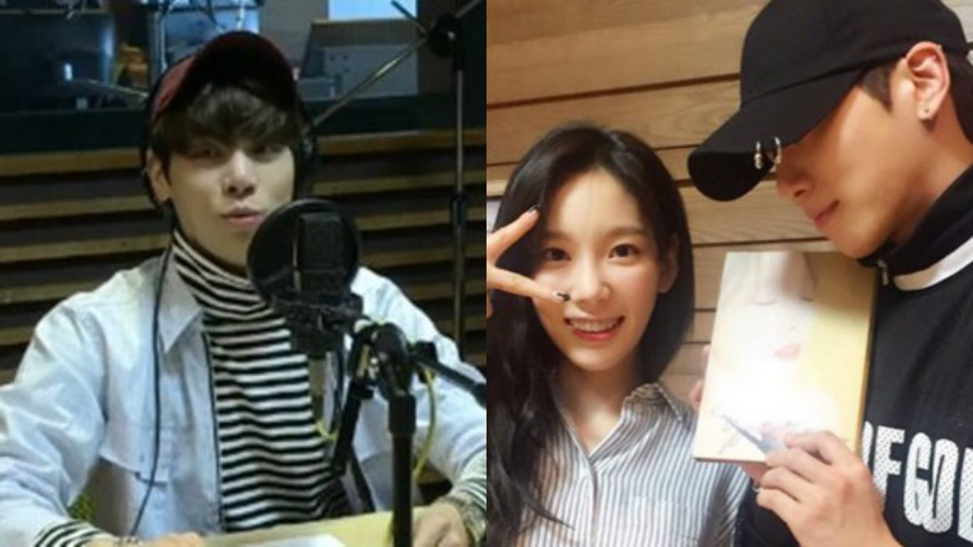 SHINees Jonghyun Talks About Life After His Radio Show And Girls Generations Taeyeon Being His Muse