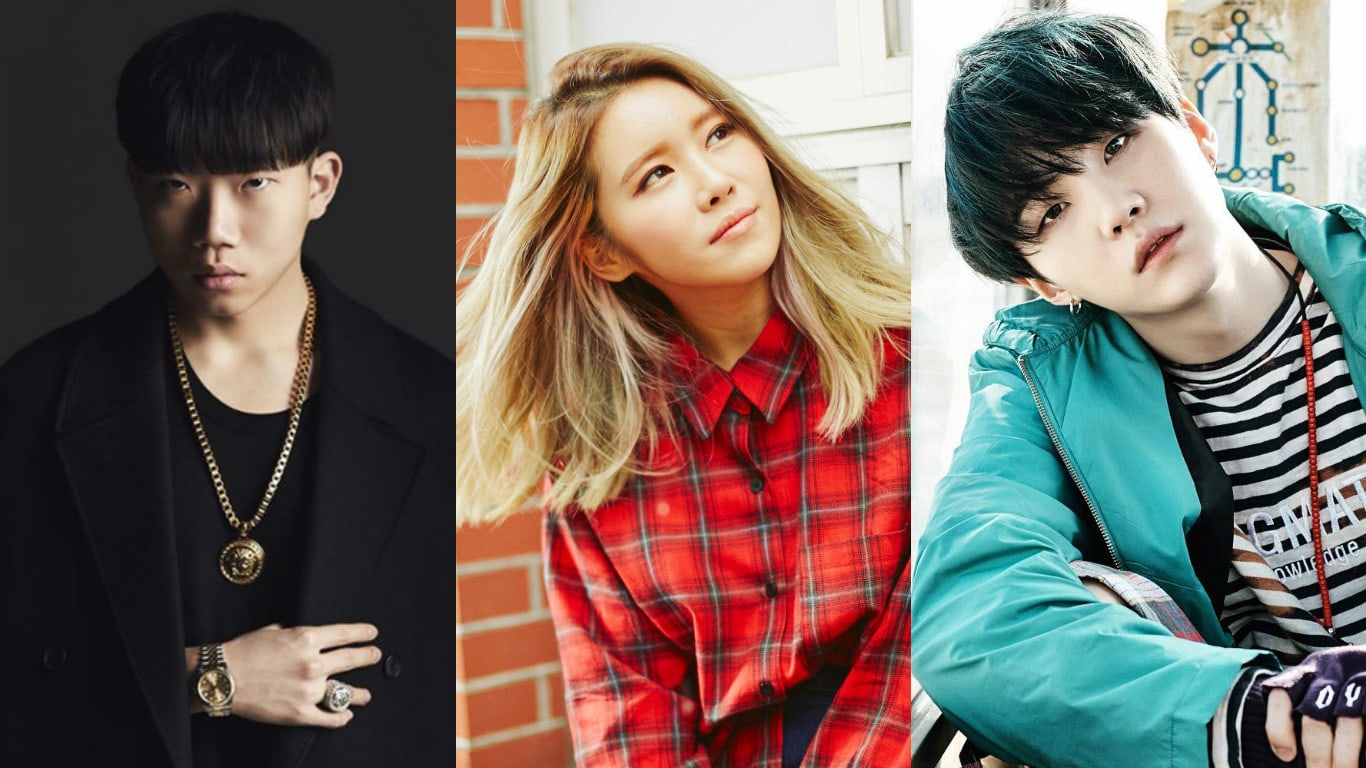 Suran Announces Release Date And Reveals Changmo Will Feature In New Track Produced By BTSs Suga