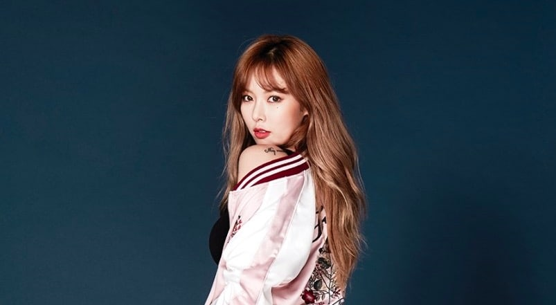 HyunA Shares Her Thoughts On Skin Exposure And Her Sexy Image