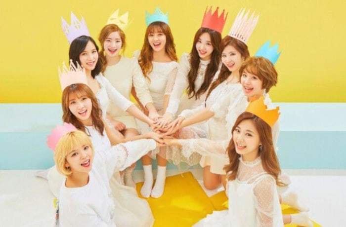 Twice wraps up filming for new comeback music video soompi twice wraps up filming for new comeback music video stopboris Image collections