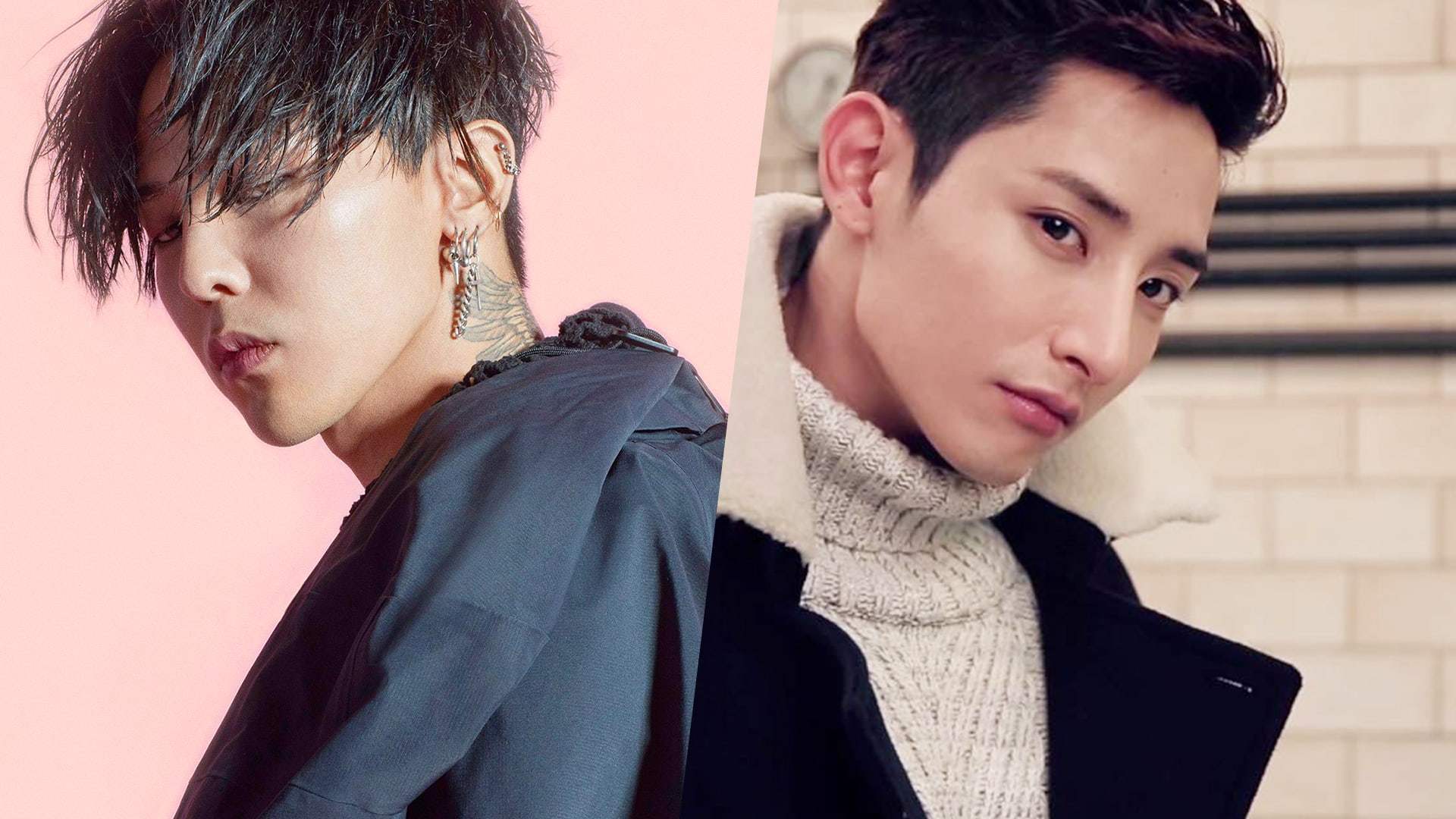 Lee Soo Hyuk Jokes About His Friendship With New Labelmate BIGBANGs G-Dragon