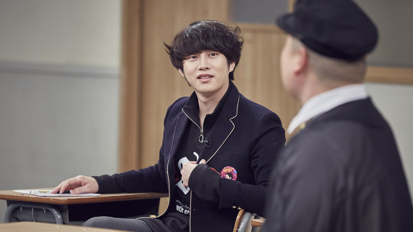"""Kim Heechul Involved In Minor Car Accident On His Way To Filming For """"Ask Us Anything"""""""