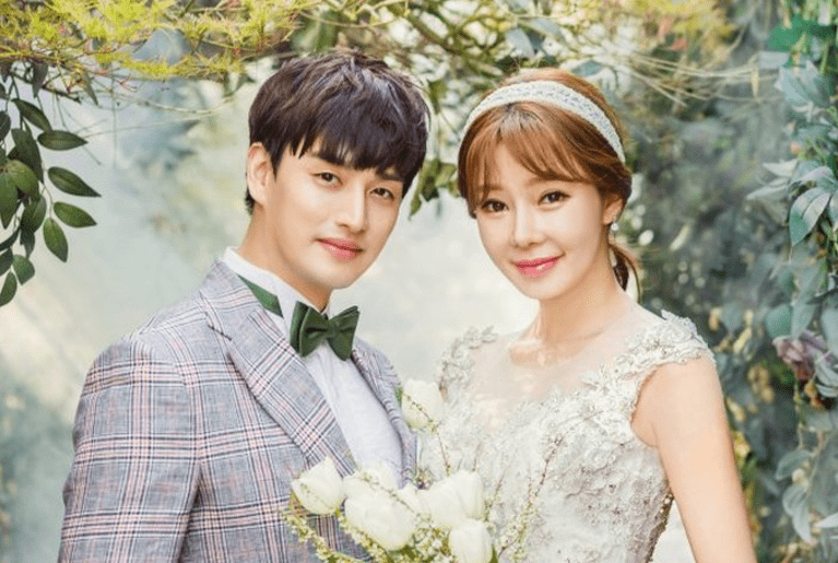 U-KISSs Eli And His Wife Make A Stunning Pair In Recent Wedding Photo Shoot