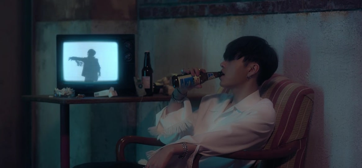 """Update: Highlight's Yong Junhyung Drops First Teaser Video For """"Too Much Love Kills Me"""" MV"""