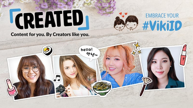 「CREATED」 Is The Newest Destination Made for You
