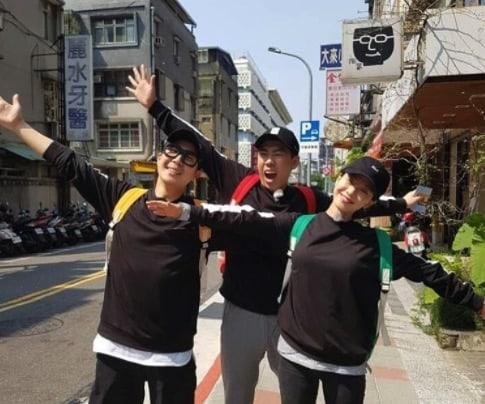 """Song Ji Hyo Surprises """"Running Man"""" Members With Huge Appetite"""