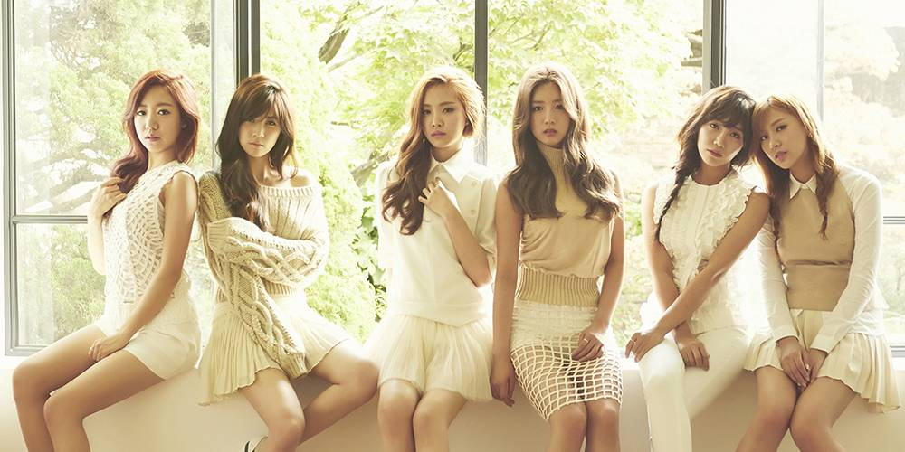 Apink Shares First Teaser Photo For Return With 6th Mini Album