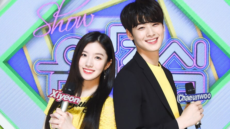 Watch Live: SEVENTEEN, iKON, TWICE, And More Perform On Music Core