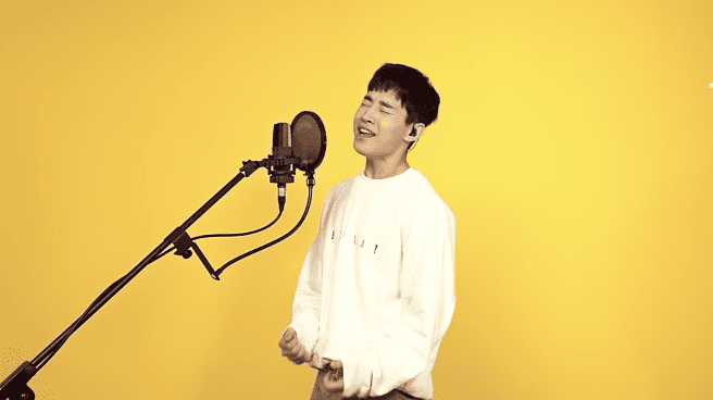 Watch: Henry Makes People Want To Sing Along With Sweet, Live Rendition Of Real Love