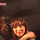 Gong Myung And Jung Hye Sung Bravely Attempt A Haunted House During Amusement Park Date
