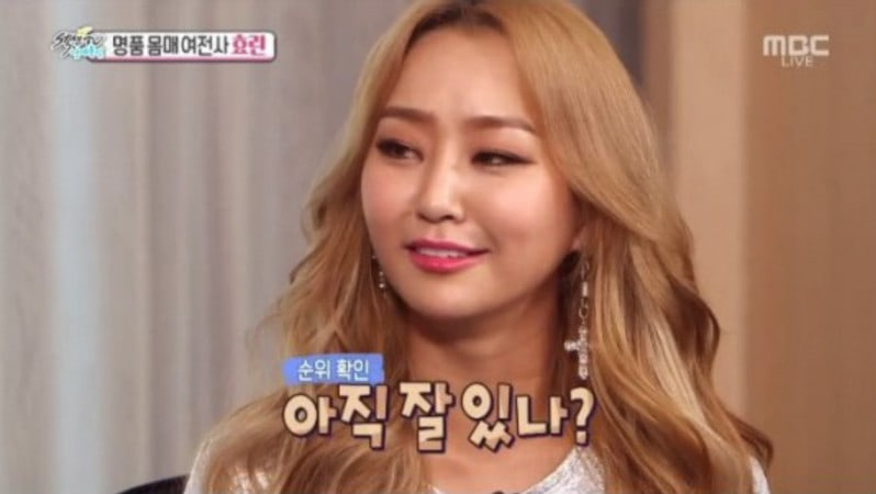 SISTARs Hyorin Warns Her Haters And Hints A Group Comeback