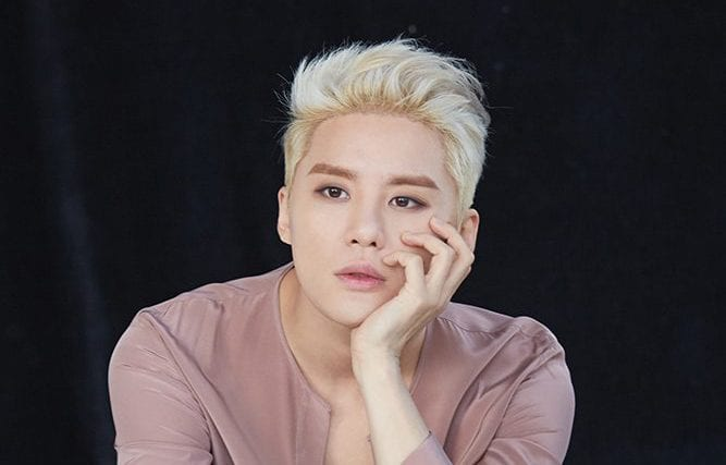 JYJ's Kim Junsu Updates Fans On His First Leave Since Enlisting In The Army