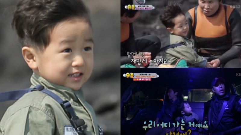 Seungjae Continues To Make Friends With Everyone He Meets On The Return Of Superman
