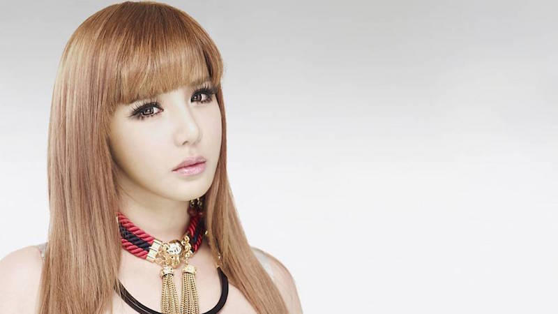 Park Bom Reportedly Joining The Black Label, YG Responds