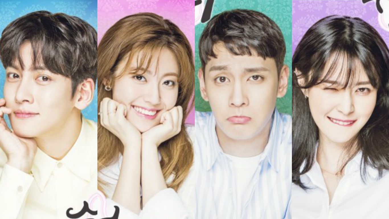 Suspicious Partner Releases 2 Fun And Cheeky Official Posters Of The Main Cast