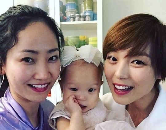 Former Wonder Girls Members Sunye And Yeeun Reconnect To Celebrate Birthday Of Sunyes 2nd Daughter