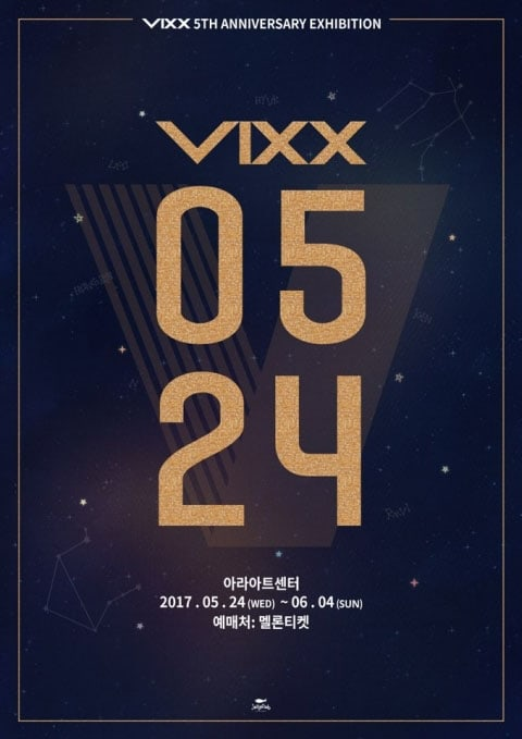 VIXX Set To Commemorate 5-Year Anniversary With Special VIXX 0524 Exhibition