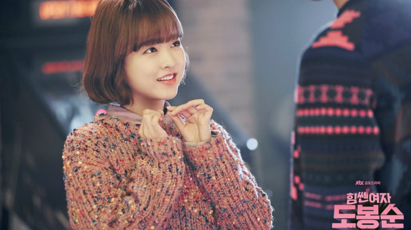 park bo young shares thoughts about her cuteness and priorities when