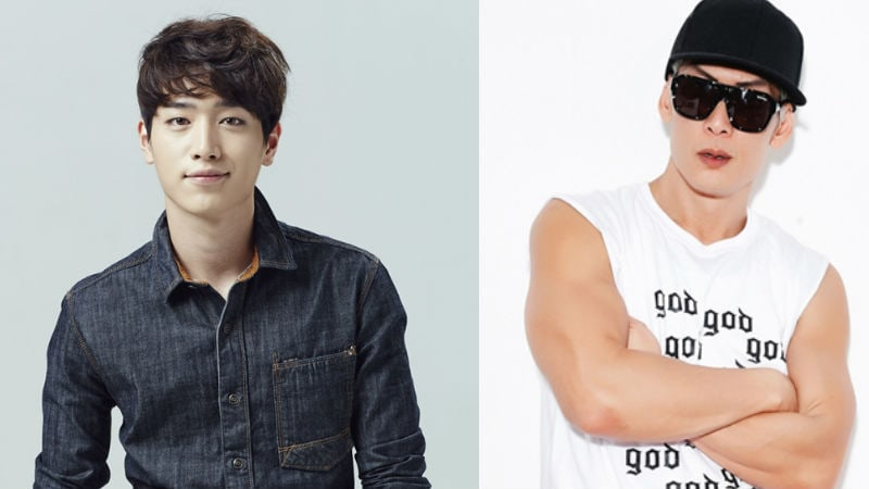 "Former ""Roommate"" Members Seo Kang Joon And Park Joon Hyung Reunite For A Late Night Hangout"