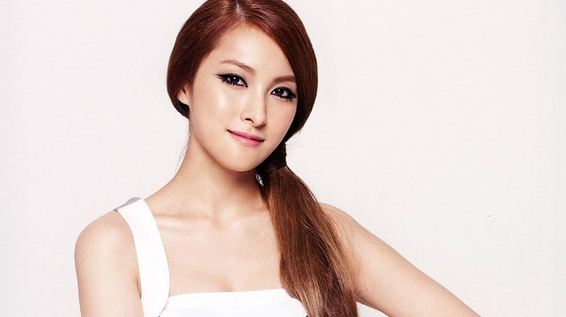 Park Gyuri Sheds Tears And Announces The Name Of Her ...