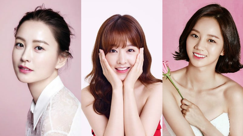 """The List 2017"" Reveals Their Rankings For Most Lovely Female Stars"