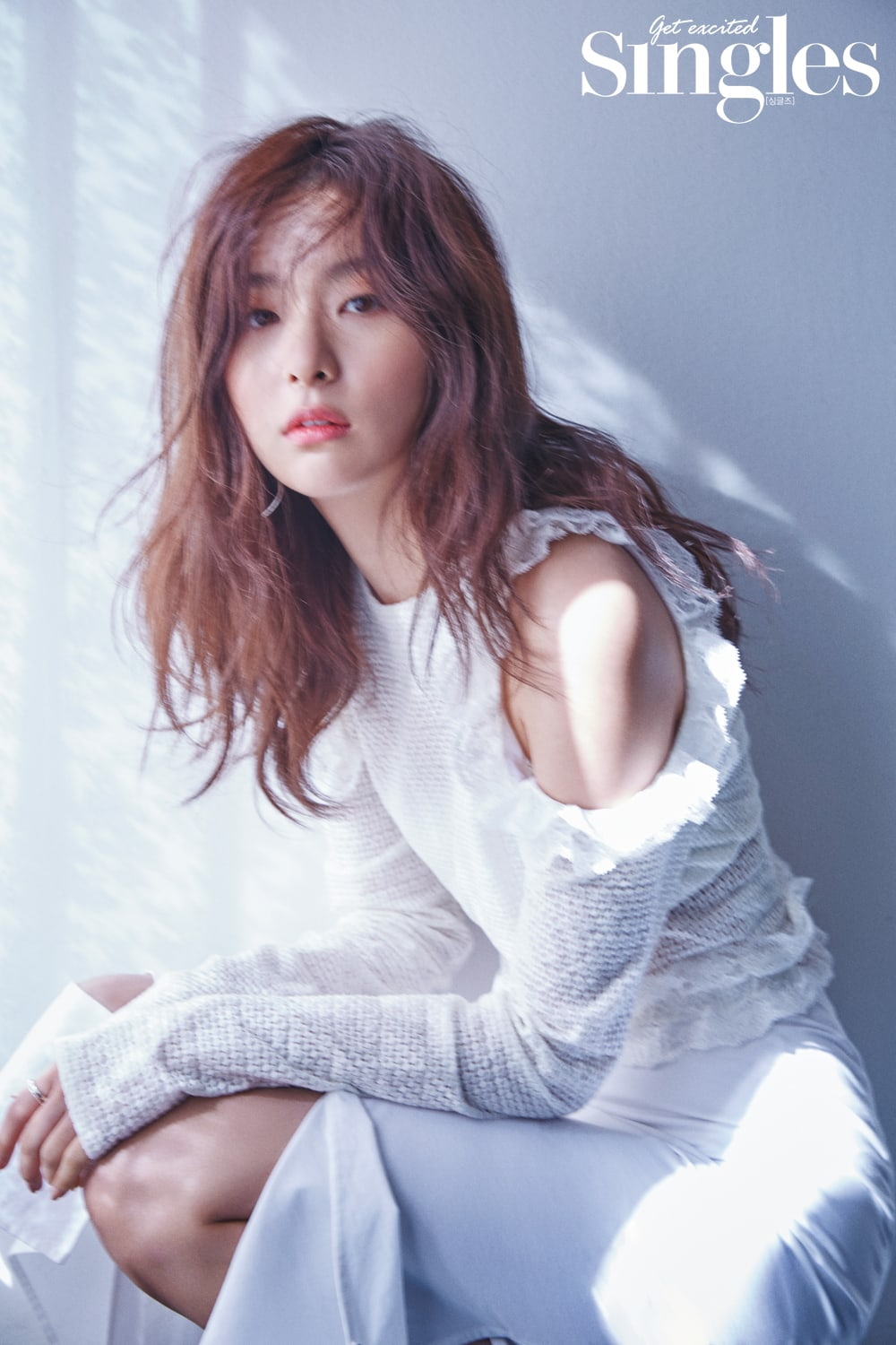 Red Velvets Seulgi Describes What She Does To Stay In Shape