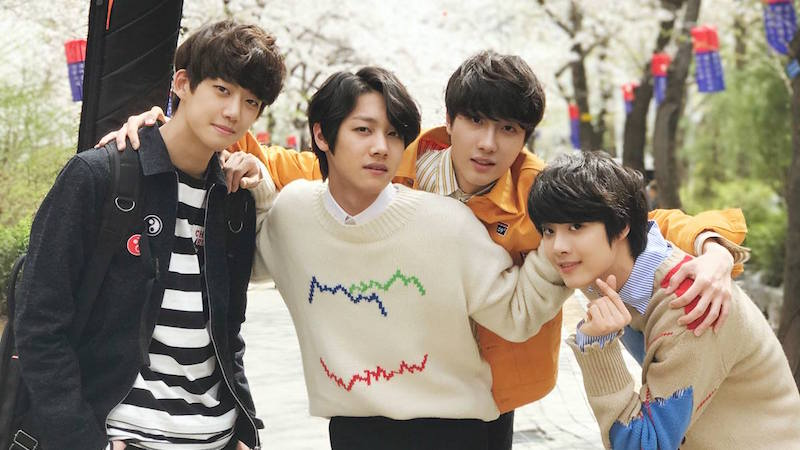 Flower Boy Band IZ To Make Official Debut In August