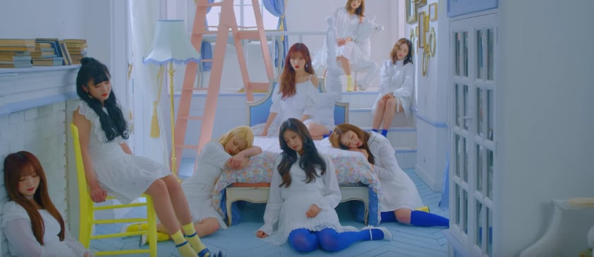 Watch: Lovelyz Drops Refreshing MV For Now We From Repackaged Album