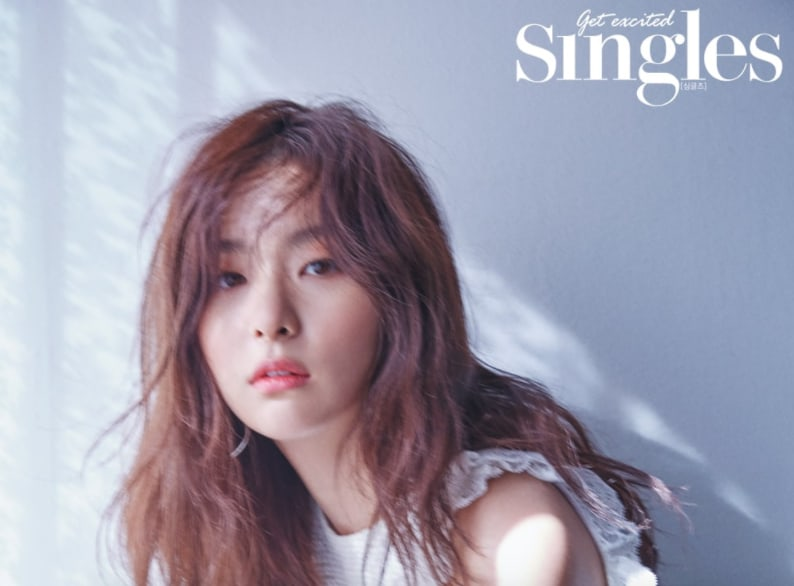 Red Velvet's Seulgi Describes What She Does To Stay In Shape