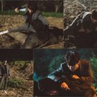"""""""Tunnel"""" Reveals Behind-The-Scenes Stills From Yoon Hyun Min's Epic Fight Scene"""