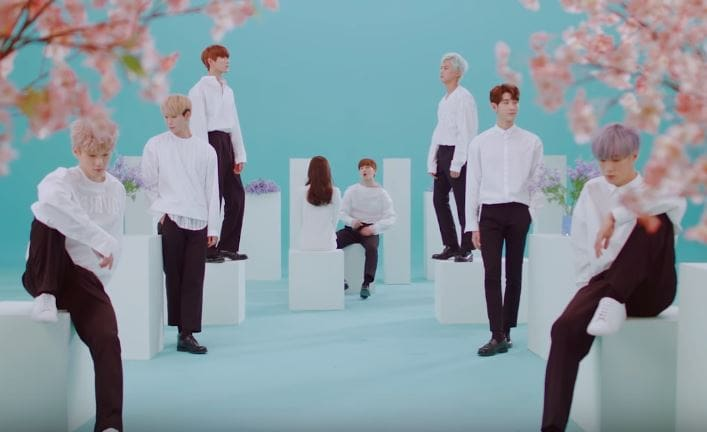"""Watch: VAV Wants To Confess Their Love In MV For """"Flower (You)"""""""