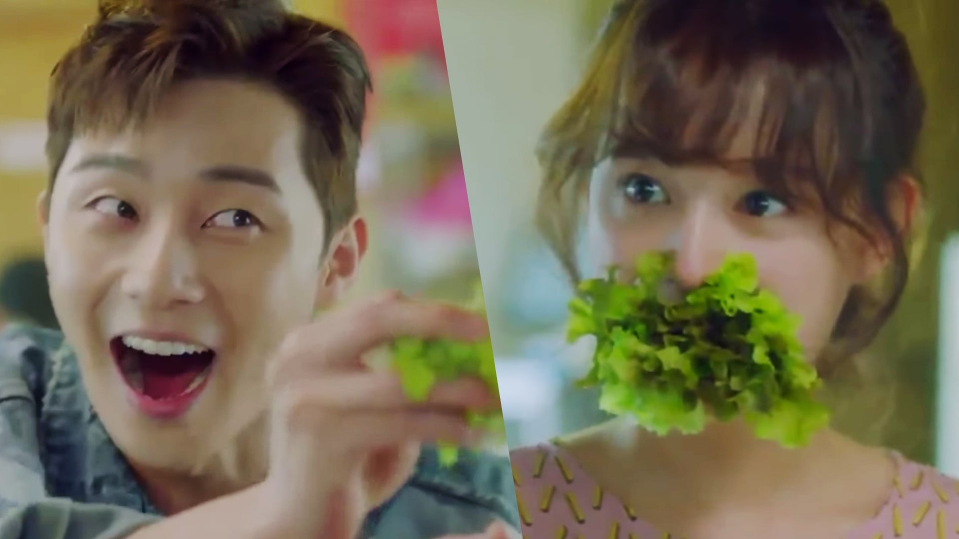 "Watch: Park Seo Joon And Kim Ji Won Bicker Like An Old Couple In New Teaser For ""Fight My Way"""